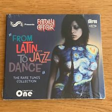 Various - From Latin... To Jazz Dance Chapter One (CD, Sealed)