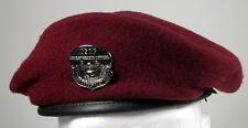 USAF US Air Force Combat Rescue Officer Beret Flash Crest Badge Beret