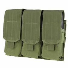 Condor MA58 Triple 5.56 & .223 Mag Tactical Magazine Pouch - OD Green