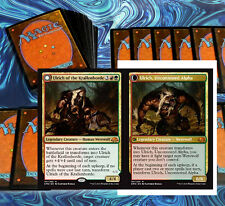 mtg RED GREEN WEREWOLVES DECK Magic the Gathering rare cards ulrich