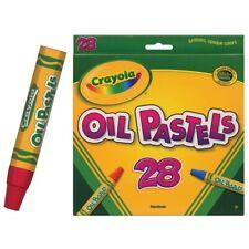 Crayola Oil Pastels 28-Color Set  - 28 Colors