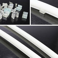45cm LED Car DRL Daytime Running Lamp Strip Light Flexible Tube White