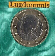 Vatican 2013 - 1 Euro - 85 000 exemplaires Provenant du BU RARE