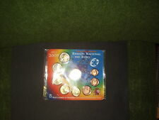 España 2009, oficial monedas de curso conjunto (kms nacional) 2009,neu, embalaje original!
