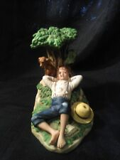 Spring Fever by Norman Rockwell Figurine