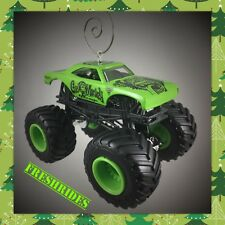 2017 Monster Jam 1/64 Gas Monkey Garage Monster Truck 25Th Christmas ornament