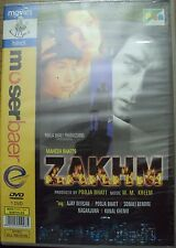 ZAKHM (1998) AJAY DEVGAN, POOJA BHATT ~ BOLLYWOOD HINDI DVD