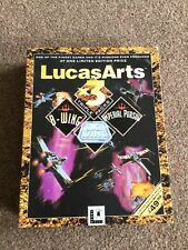 Lucasarts Triple Pack B-Wing/X-Wing/Imperial Pursuit PC Big Box