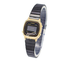 -Casio LA670WEGB-1B Digital Watch Brand New & 100% Authentic