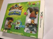 NINTENDO 2DS 3DS SKYLANDERS SWAP FORCE BASE GAME + POWER PORTAL + 3 FIGURES BNIB