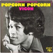 VIGON Popcorn Frozen Steak 1970 SP 45 EGG Funk Break Rare groove RE 2009 Vadim