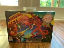 Super Metroid (Super Nintendo Entertainment System, 1994) Brand New Sealed! Rare