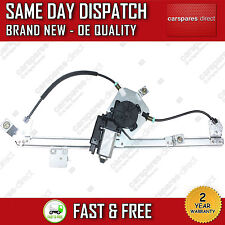 RENAULT SCENIC 2 2003>09 FRONT RIGHT SIDE WINDOW REGULATOR WITH MULTI PIN MOTOR