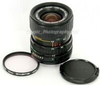 Canon Lens FD 35-80mm Manual Focus ZOOM Lens for Canon F-1 CANON A-1 Canon AE-1