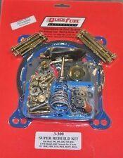 Quick Fuel Holley Carb 3310 Carburetor Vacuum 1850 Rebuild Kit +