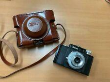 Vintage Soviet Lomo SMENA 1 Russian USSR Film Camera Lomography With Case 1950