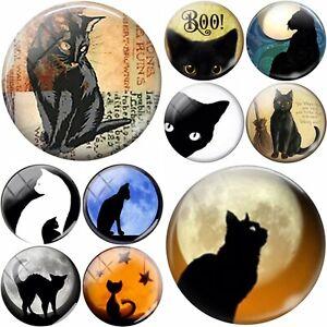 Cat Magnet Fridge Gift Cat Lover Birthday Handmade Kitten Kitchen Decor New (TH)