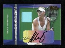 2007 Ace Authentic All England Championships Jersey Maria Sharapova #EC-2 Auto