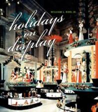 Holidays on Display, William L. Bird, New Book