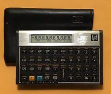 Hp-11C Scientific Calculator With Case