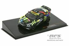FORD FIESTA RS WRC-Rally Monza 2012-Valentino Rossi-Ixo 1:43 RAM 618