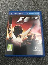 F1 Formula One PlayStation PS Vita Game