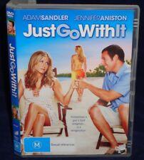 JUST GO WITH IT DVD ADAM SANDLER/JENNIFER ANISTON