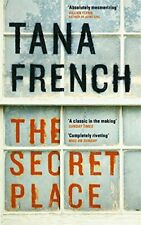 The Secret Place: Dublin Murder Squad: 5 by Tana French Book The Cheap Fast Free
