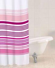 Tende da doccia a righe in poliestere