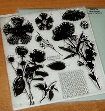 CTMH S1509 PAPER GARDEN ~ LARGE SOLID WILDFLOWERS