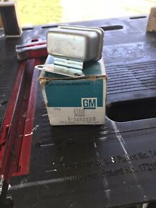 Gm nos 1242530 Ac blower relay fits 73-74 buick regal lesabre & 75 Riviera