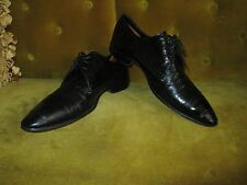 HUGO BOSS ELL SKIN SHOES MEN'S SIZE 7D MADE IN ITALY
