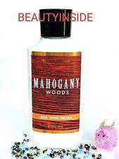 Bath and Body Works Mahogany Woods For Men Body Lotion 8 fl oz /236mL * New *