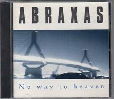 Abraxas - No Way To Heaven (CD 1995) Private Press - Rock From GermanyTOP !!!