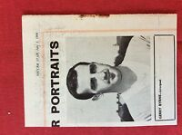 m2M ephemera 1966 football picture Gerry byrne liverpool