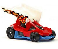 #66 Dirty Outlaw. 2015 Hot Wheels Stunt Devil 5-Pack EXCLUSIVE CDT25 LOOSE