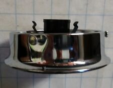8 nos chrome light fixtures wall or ceiling mount, Snap In Socket