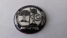 NEW AMG Affalterbach emblem Mercedes Multimedia Control knob Badge Decal Sticker