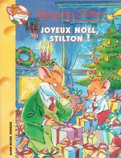GERONIMO STILTON N°16 Joyeux Noêl Stilton ! livre jeunesse