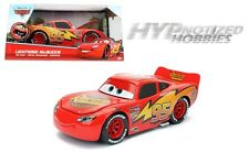JADA 1:24 DISNEY PIXAR CARS LIGHTNING MCQUEEN DIE-CAST RED 98099