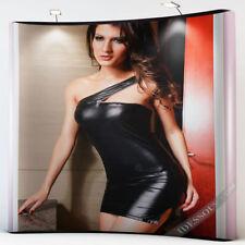 Kurze Clubwear-Damenkleider mit one Shoulder