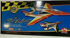 Aeromodello rc Firebird in depron laser cut 75cm