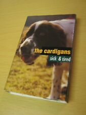 Sick and Tired (B, Plain Parade) The Cardigans, Cassette Tape (Cassette Single)