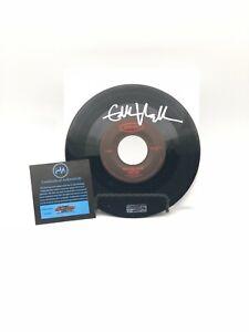 Eddie Vedder Pearl Jam Autographed 45 Vinyl Record