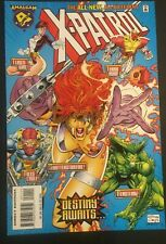 X-PATROL. 1. DC. MARVEL. AMALGAM. X-MEN/FORCE & TEEN TITANS, DOOM PATROL MERGE