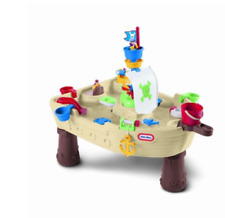 Little Tikes Anchors Away Pirate Ship Water Table Outdoor Play Kids Toy Children