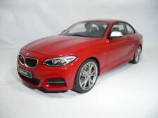 Bmw 2er m235i M Coupé f22 red 1:18 GT-Spirit gt039 very rare lim 1250