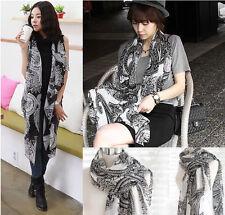 Voile Floral Scarves & Shawls for Women
