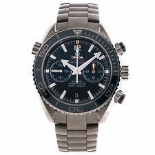 Omega Seamaster Planet Ocean Chrono Auto Titanium Mens Watch 232.90.46.51.03.001