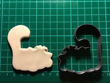 Stregatto Alice nel paese delle meraviglie forma per cupcake cookie cutter UK